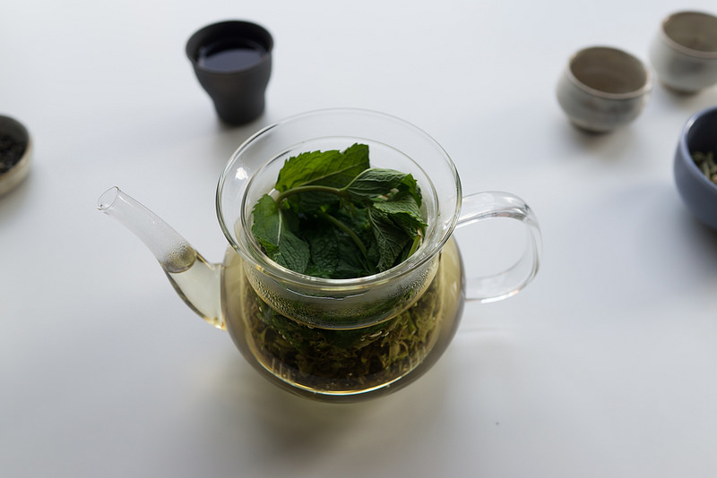 8 - Moroccan Mint Tea